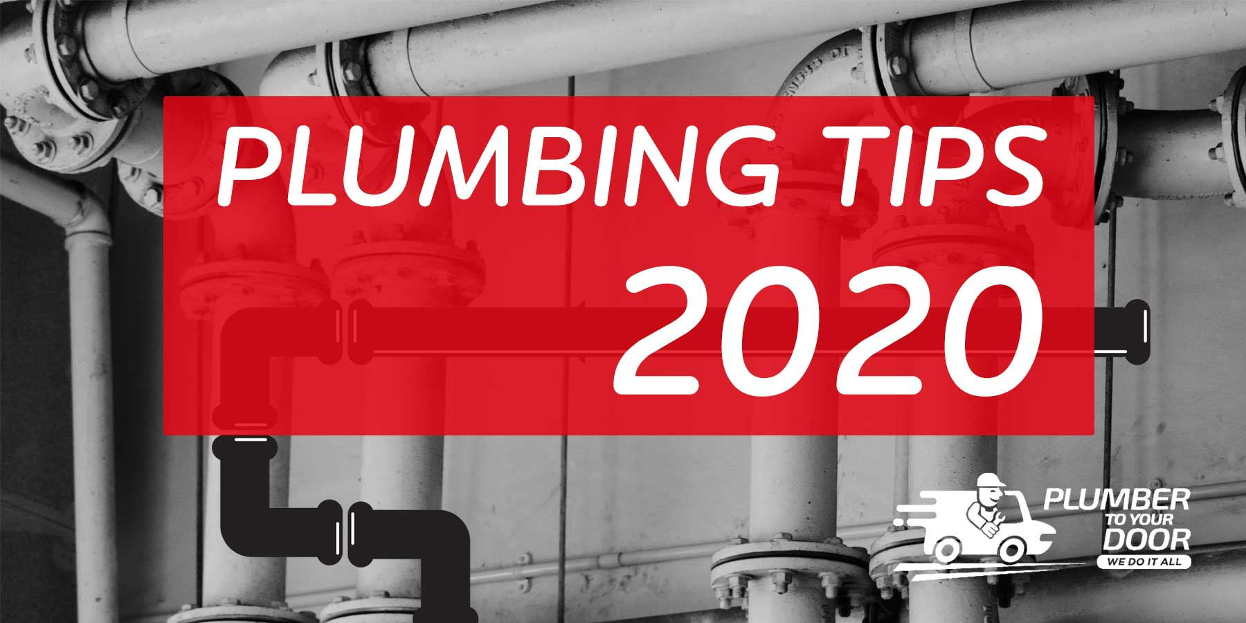 New plumbing tips for households