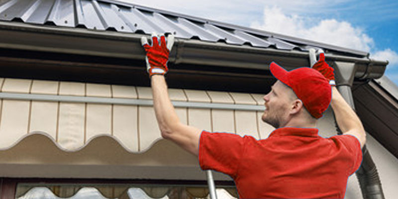 Re-gutter services in Towsnville
